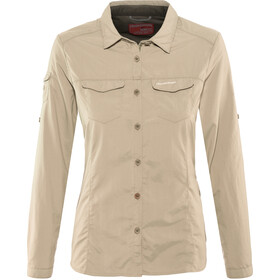 Craghoppers NosiLife Adventure II Longsleeved Shirt Women mushroom